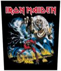 Dossard IRON MAIDEN - Number Of The Beast
