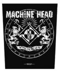 Dossard MACHINE HEAD - Crest