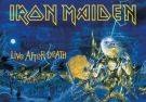 Drapeau IRON MAIDEN - Live After Death