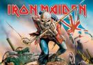 Drapeau IRON MAIDEN - Trooper