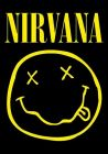 Drapeau NIRVANA - Smiley