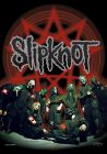 Drapeau SLIPKNOT - Below Pentagram