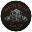 Patch MOTORHEAD - Skull