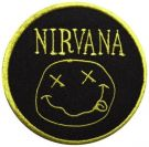 Patch NIRVANA - Smiley