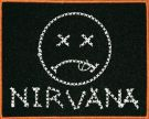 Patch NIRVANA - Smiley Rectangle