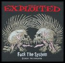 Patch THE EXPLOITED - Fuck the System