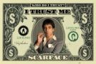 Poster SCARFACE - Dollar Bill