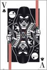Poster STAR WARS - Playing Card