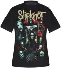 T-Shirt SLIPKNOT - Come Play Dying